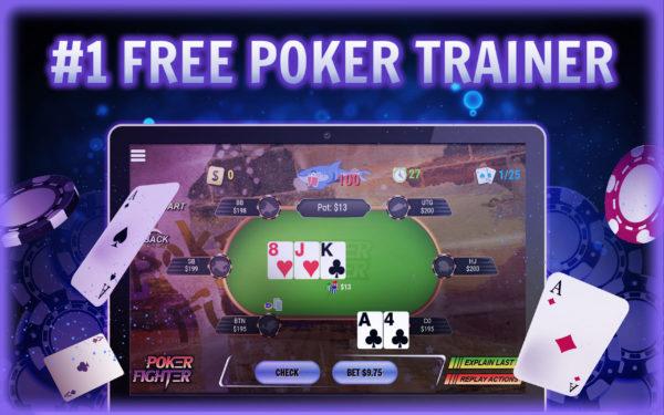 Poker Fighter mobile