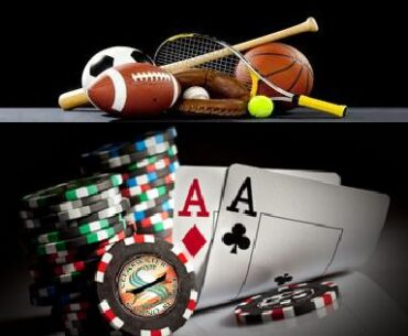 sports betting poker