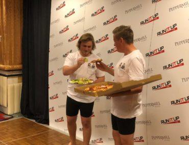 Staples pizza