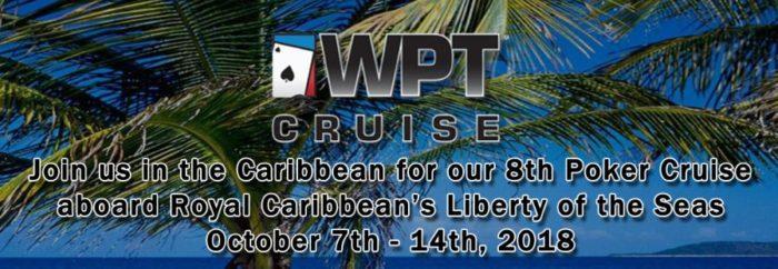 WPT poker cruise