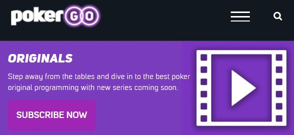 PokerGO Originals