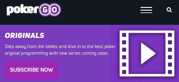 PokerGO Originals