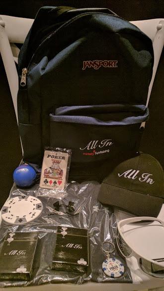 variety fundraising swag bag