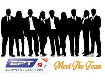 PokerStars EPT Meet the Team