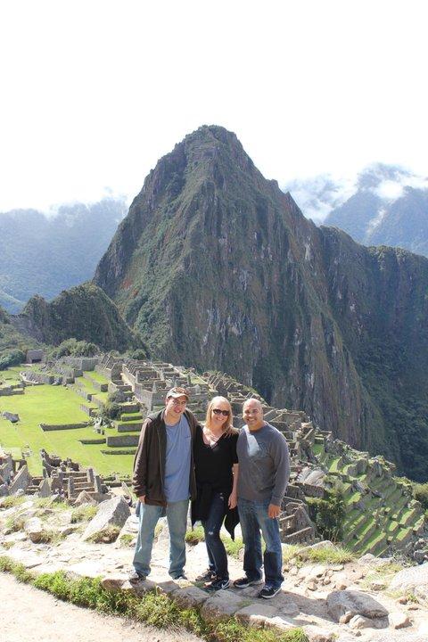 Paul McGuire Machu Picchu