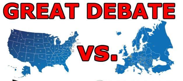 US vs Europe