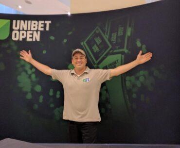 Robbie Unibet Open