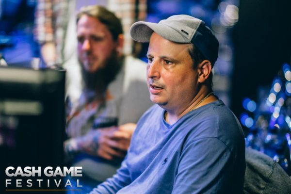Jason Glatzer Cash Game Festival
