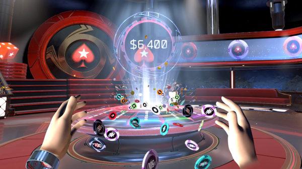 PokerStars VR Spinner