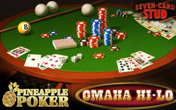 poker variants