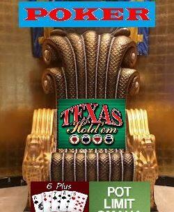 poker throne