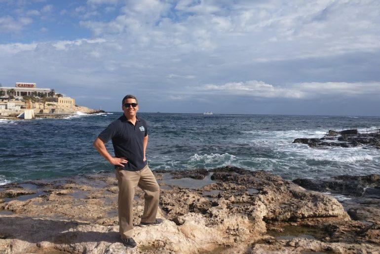Malta Robbie waves