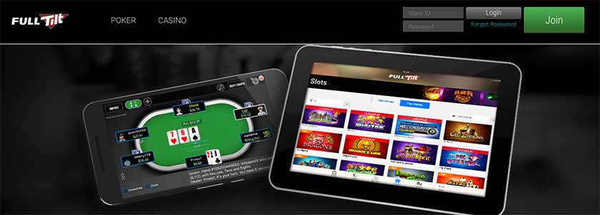 full tilt mobile poker
