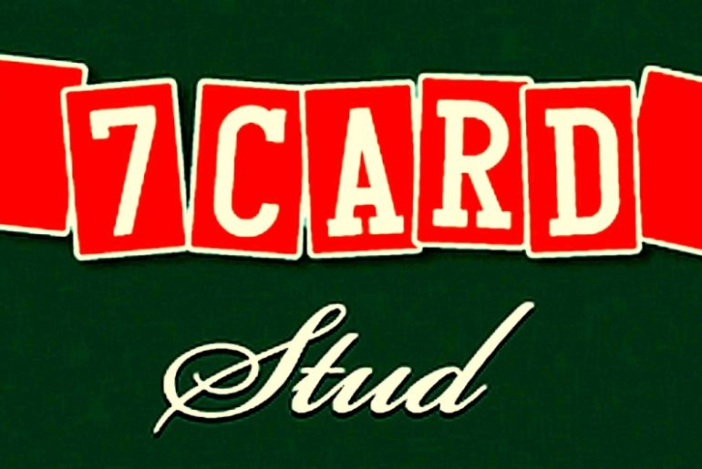7 Card Stud Poker