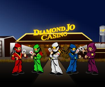 Diamond Jo iNinja