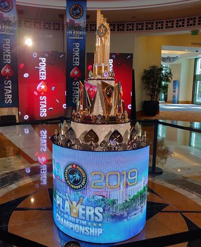 PSPC trophy