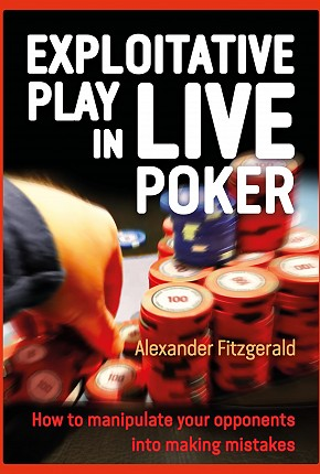 Exploitative Play in Live Poker