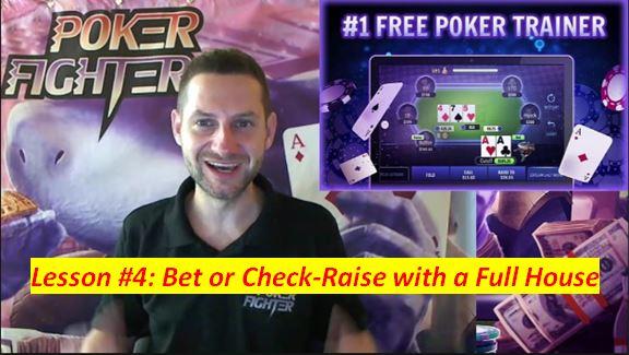 Stas Poker Fighter Lesson 4