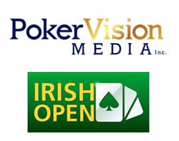 Irish Poker Open PokerVision Media