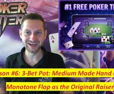 Stas Poker Fighter Lesson 6
