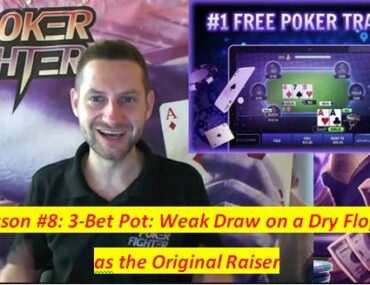 Stas Poker Fighter Lesson 8