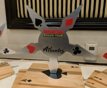 iNinja Atlantis trophy