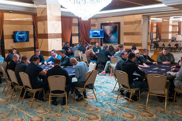 Casino Sochi poker club