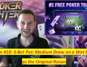 Stas Poker Fighter Lesson 10
