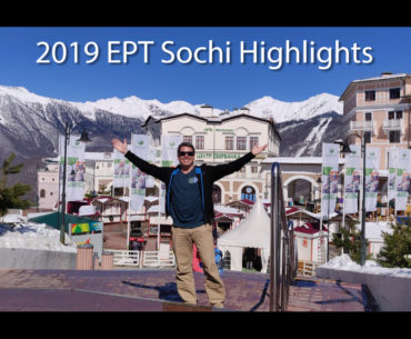 2019 EPT Sochi Highlights
