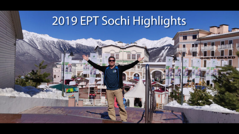 2019 EPT Sochi Highlights