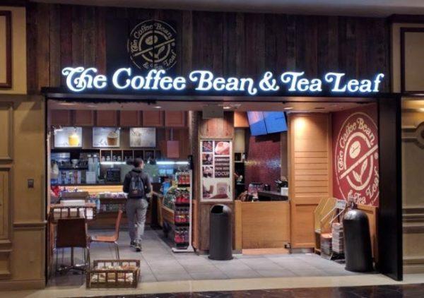 Coffee Bean and Tea Leaf