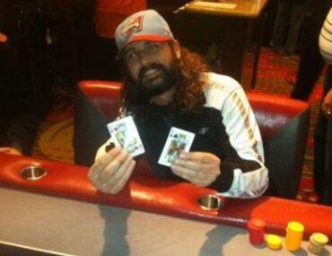 Geoff Fisk poker