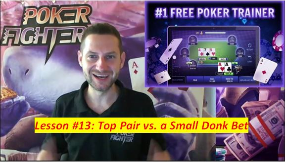 Stas Poker Fighter Lesson 13
