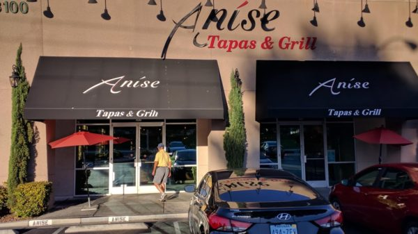 Anise Tapas and Grill Las Vegas