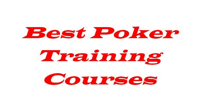 best poker training courses