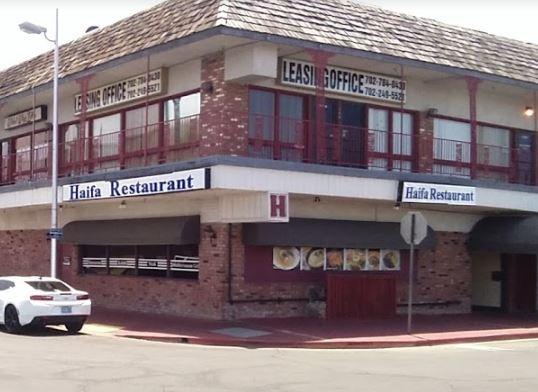 Haifa restaurant Las Vegas