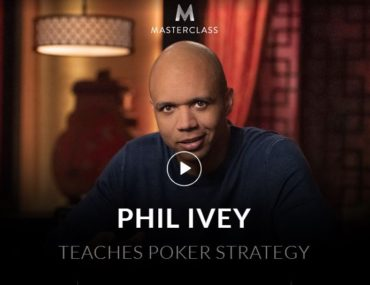 Phil Ivey MasterClass
