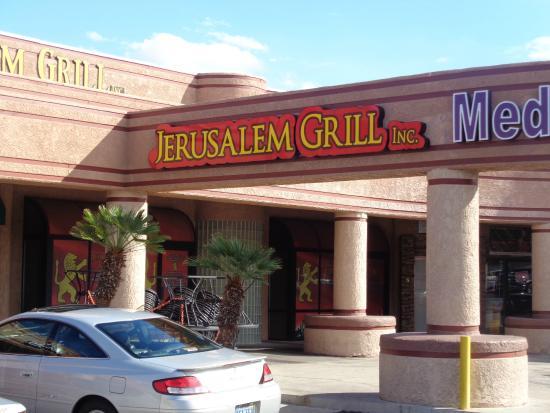 Jerusalem Grill Las Vegas