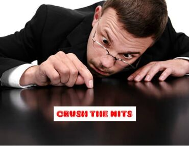 crush the nits