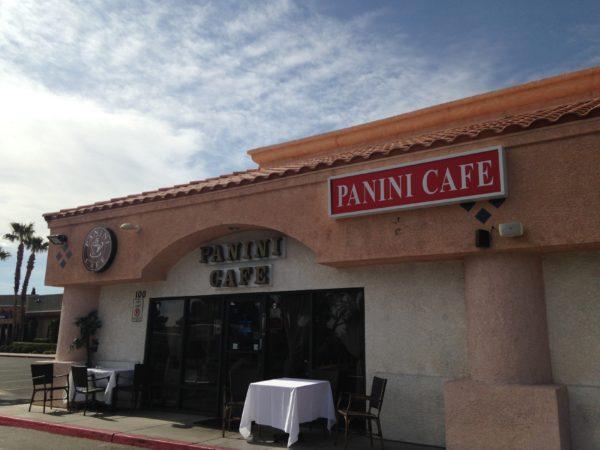 Panini Cafe Las Vegas