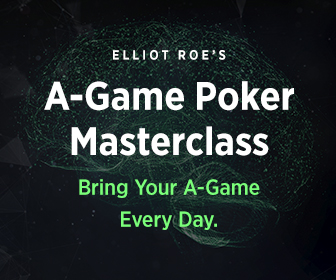 Elliot Roe's A-Game Poker Masterclass