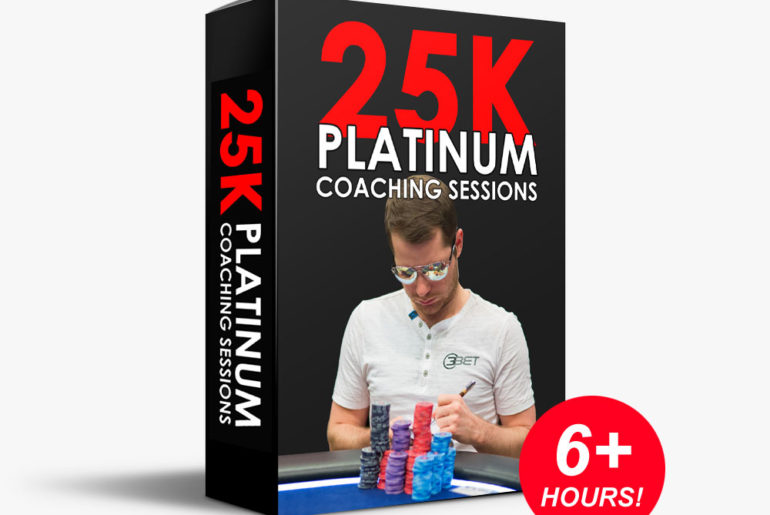 25k Platinum Coaching Sessions with Nikhil Segel