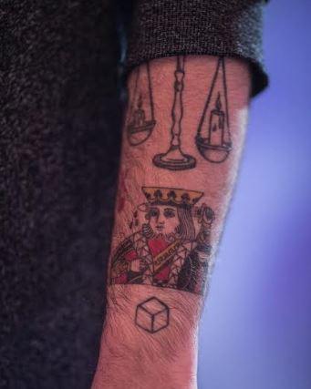 Milko tattoo