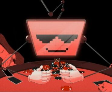 AI beats poker players