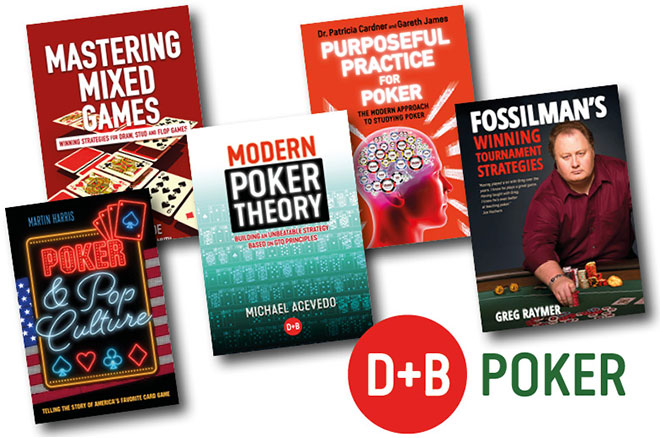 D&B Poker latest books