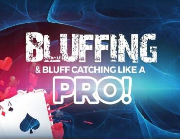 bluff catching