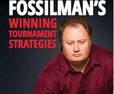 Greg Raymer Fossilman book