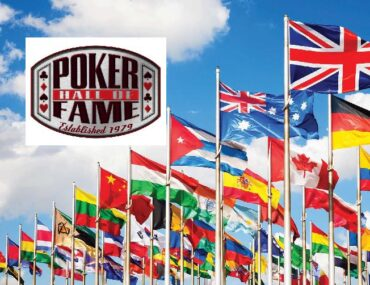 Poker Hall of Fame international