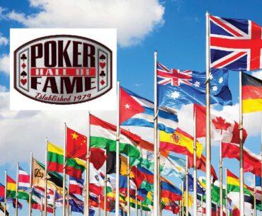 Poker Hall of Fame international
