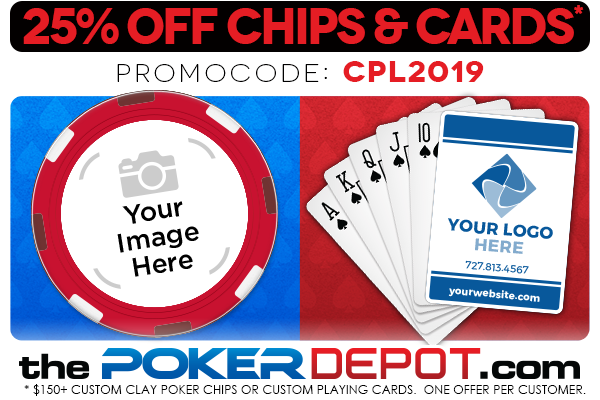Custom Playing Cards and Poker Chips - The Poker Depot